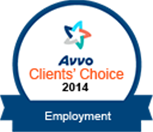 Avvo Client's Choice - 2014 (Employment)