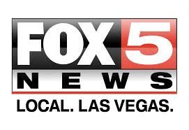 Story first heard on Fox 5 News about pedestrian hospitalized due to crash on Las Vegas strip